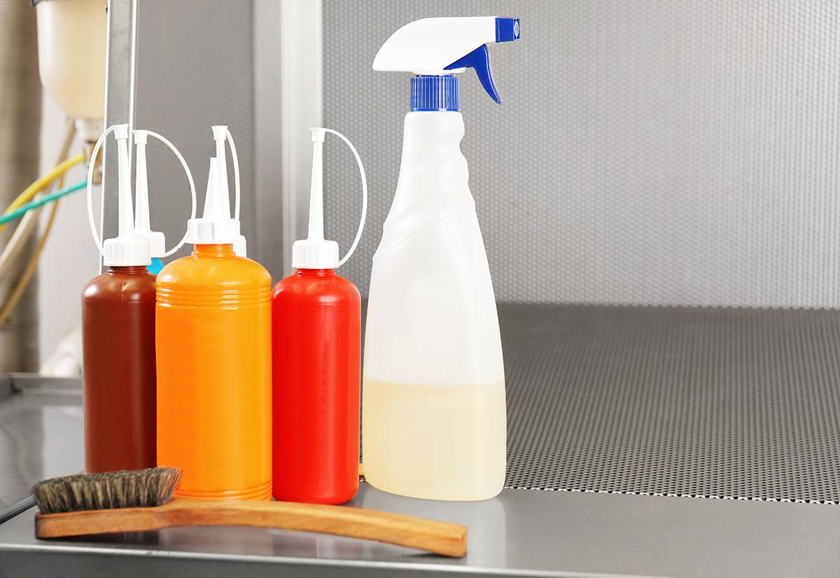 自然に優しい洗剤が喜ばれています