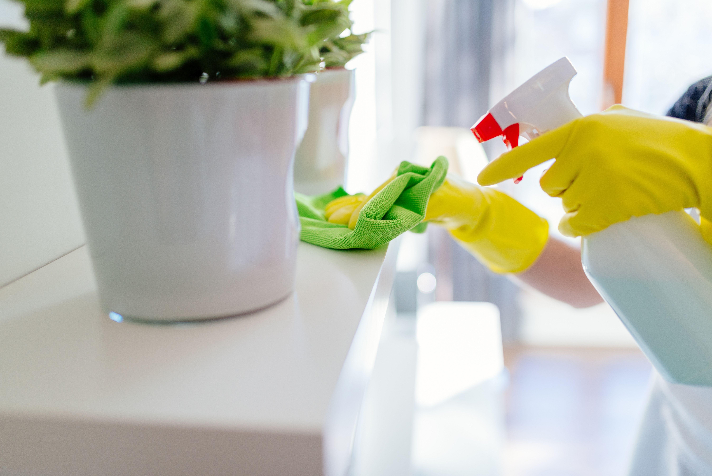 ハウスクリーニングの性質は業者による殺菌方法によって異なる