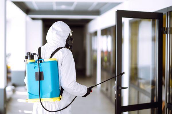 プロによる殺菌・消毒の施工事例とは?効果や重要性も解説